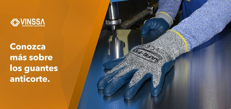 La importancia de contar con guantes anticorte como protección para tus trabajadores