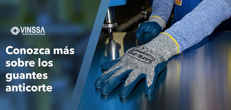 Beneficios de los guantes para corte